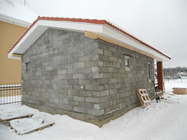 Збудував баню з газоблоків фото фото 436-972