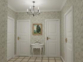 Белые двери в интерьере прованс фото
